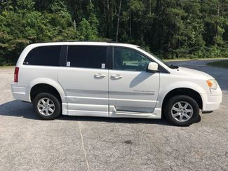 2010 Chrysler Town & Country Touring handicap wheelchair accessible van Dallas, Georgia 4