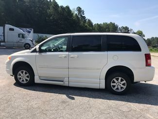2010 Chrysler Town & Country Touring handicap wheelchair accessible van Dallas, Georgia 8
