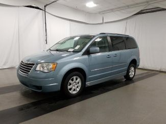 2010 Chrysler Town & Country Touring handicap wheelchair accessible rear entry Dallas, Georgia