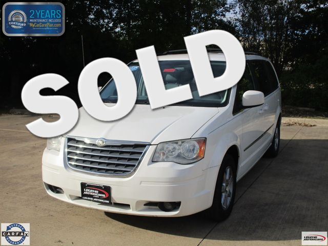 2010 Chrysler Town & Country Touring in Garland