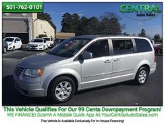 2010 Chrysler Town & Country Touring   Hot Springs, AR   Central Auto Sales in Hot Springs AR