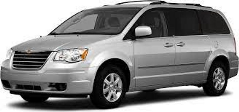 2010 Chrysler Town & Country LX   Hot Springs, AR   Central Auto Sales in Hot Springs AR