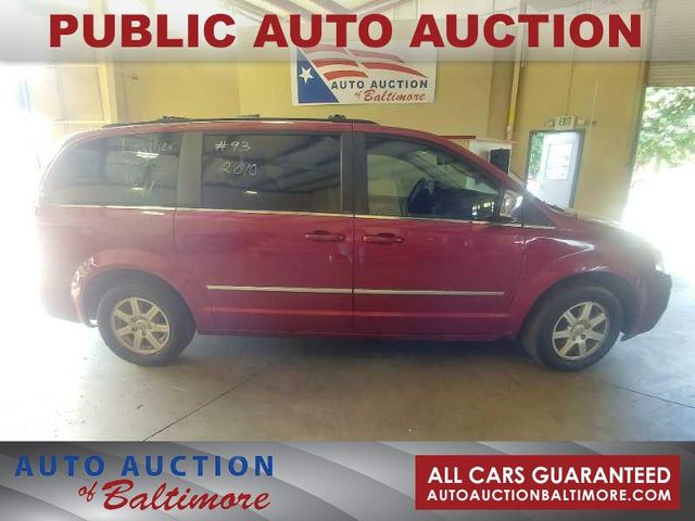 2010 Chrysler Town & Country Touring Plus | JOPPA, MD | Auto Auction of Baltimore  in Joppa MD