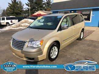 2010 Chrysler Town & Country Touring Plus in Lapeer, MI 48446