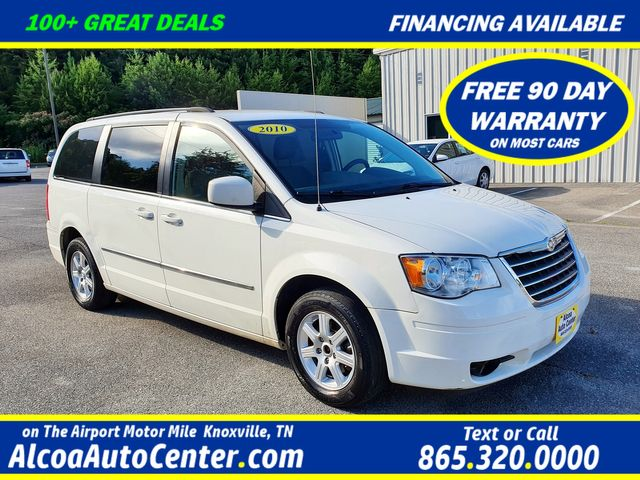 2010 Chrysler Town & Country Touring Stow N' Go w/Power Sliding Doors