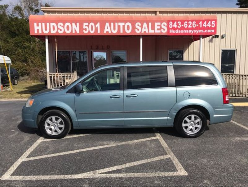 2010 Chrysler Town & Country Touring | Myrtle Beach, South Carolina | Hudson Auto Sales in Myrtle Beach South Carolina