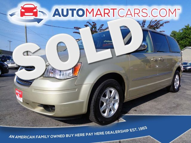 2010 Chrysler Town & Country Touring Plus   Nashville, Tennessee   Auto Mart Used Cars Inc. in Nashville Tennessee