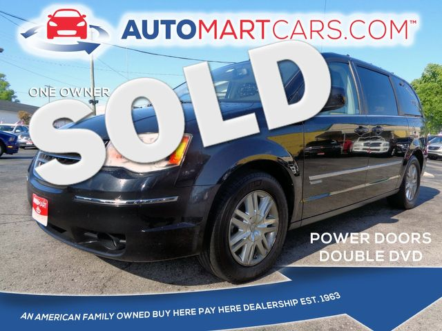 2010 Chrysler Town & Country Touring | Nashville, Tennessee | Auto Mart Used Cars Inc. in Nashville Tennessee
