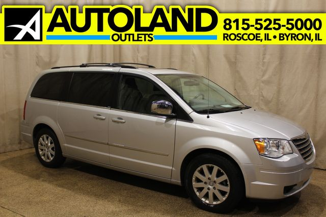 2010 Chrysler Town & Country Touring | Roscoe IL | Autoland ... on