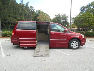 2010 Chrysler Town & Country Touring Wheelchair Van................. Pinellas Park, Florida