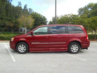2010 Chrysler Town & Country Touring Wheelchair Van - DEPOSIT Pinellas Park, Florida 2