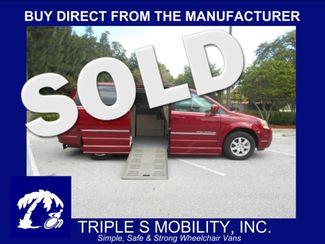 2010 Chrysler Town & Country Touring Wheelchair Van - DEPOSIT Pinellas Park, Florida