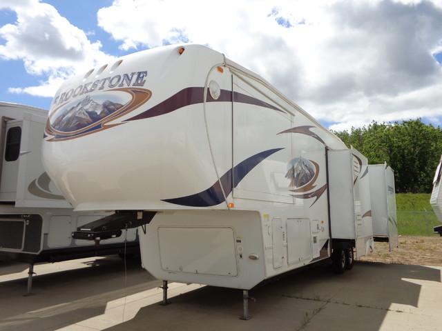 2010 Coachmen Brookstone 367RLS Mandan, North Dakota 1
