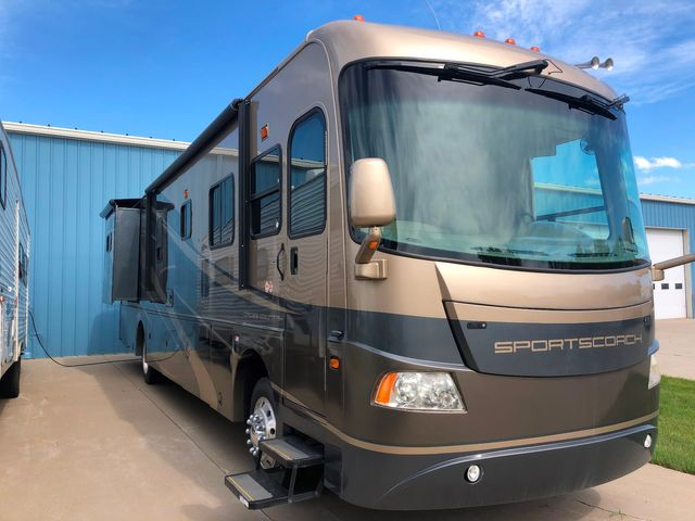 2010 Coachmen Cross Country 385ds
