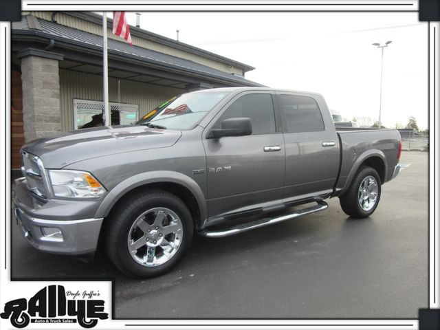 2010 Dodge 1500 Ram Laramie C/Cab 4WD in Burlington, WA 98233