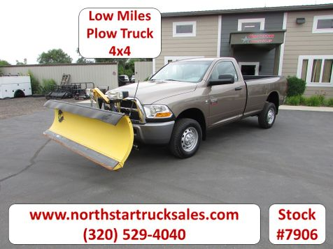 2010 Dodge 2500 4x4 Plow Pickup Truck  in St Cloud, MN