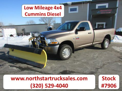 2010 Dodge 2500 Cummins 4x4 Plow Pickup Truck  in St Cloud, MN