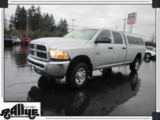 2010 Dodge 3500 Ram SLT C/Cab 4WD 6.7L Diesel 6 Speed in Burlington, WA 98233