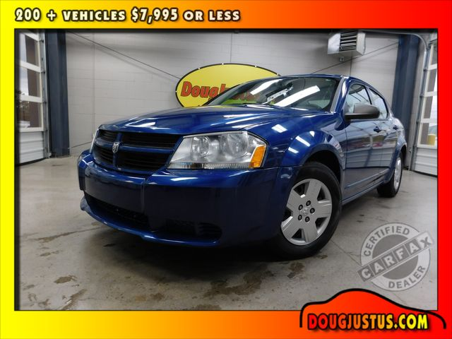2010 Dodge Avenger SXT in Airport Motor Mile ( Metro Knoxville ), TN 37777