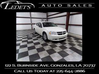 2010 Dodge Avenger SXT - Ledet's Auto Sales Gonzales_state_zip in Gonzales