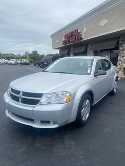 2010 Dodge Avenger SXT | Hot Springs, AR | Central Auto Sales in Hot Springs AR