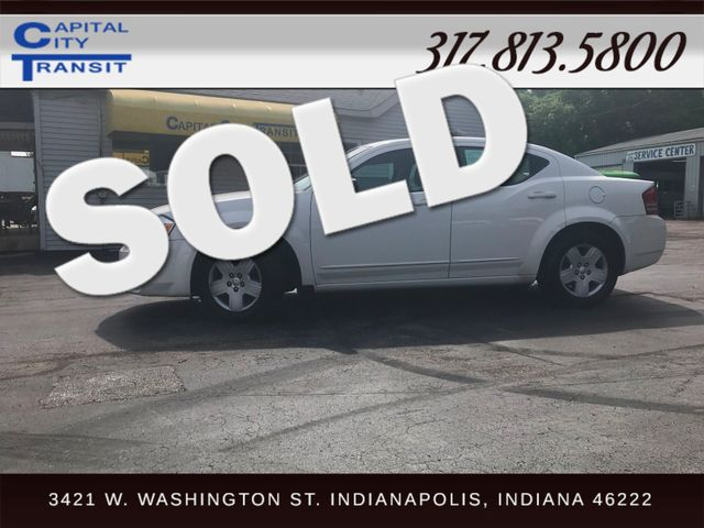 2010 Dodge Avenger SXT Indianapolis, IN