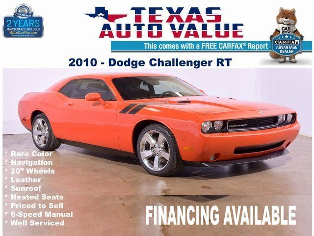 2010 Dodge Challenger R/T w/Nav, Leather, Roof