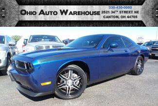 2010 Dodge Challenger R/T 5.7L V8 HEMI Leather Manual Trans We Finance | Canton, Ohio | Ohio Auto Warehouse LLC in Canton Ohio