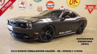 2010 Dodge Challenger R/T SALEEN SMS 570X,6 SPD,ROOF,NAV,BLK 20'S,4K in Carrollton, TX 75006