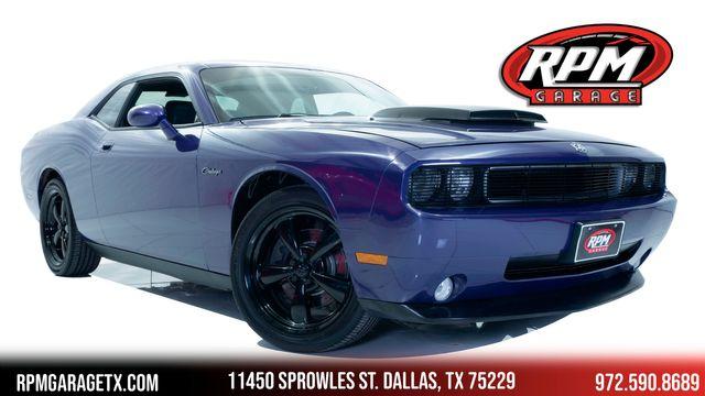 2010 Dodge Challenger R/T in Rare Plum Crazy Purple