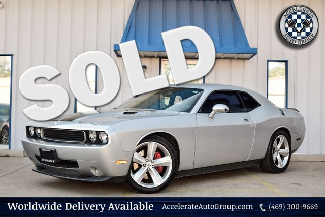 2010 Dodge Challenger SRT8 in Rowlett