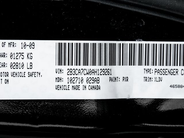 2010 Dodge Charger SRT8 Burbank, CA 22