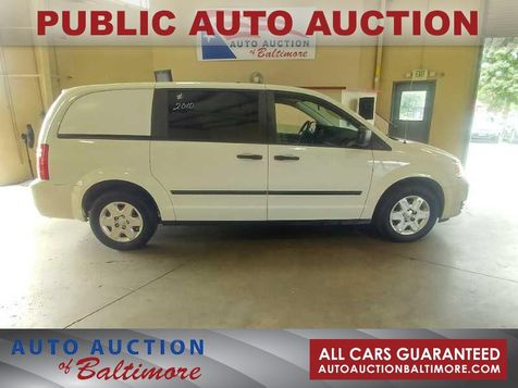 2010 Dodge Grand Caravan C/V  | JOPPA, MD | Auto Auction of Baltimore  in JOPPA, MD