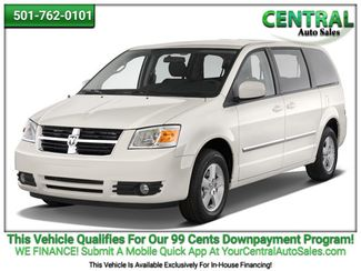 2010 Dodge Grand Caravan SE | Hot Springs, AR | Central Auto Sales in Hot Springs AR