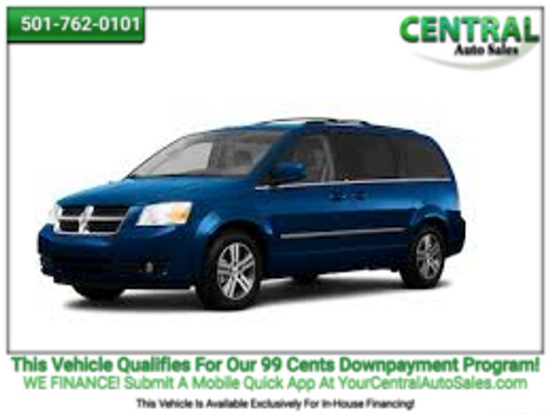2010 Dodge Grand Caravan SXT   Hot Springs, AR   Central Auto Sales in Hot Springs AR