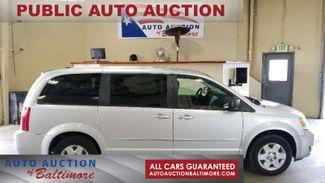 2010 Dodge Grand Caravan SE   JOPPA, MD   Auto Auction of Baltimore  in Joppa MD