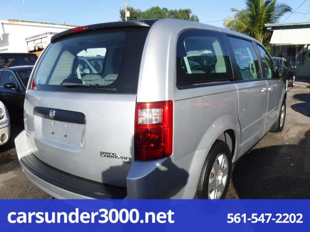 2010 Dodge Grand Caravan SE Lake Worth , Florida 3