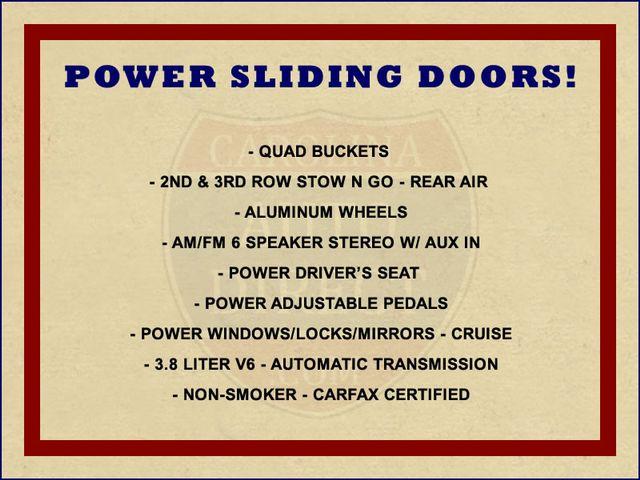2010 Dodge Grand Caravan SXT FWD - POWER SLIDING DOORS! Mooresville , NC 1