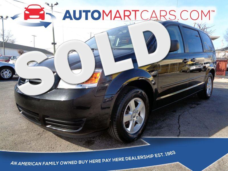2010 Dodge Grand Caravan Hero | Nashville, Tennessee | Auto Mart Used Cars Inc. in Nashville Tennessee