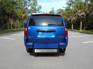 2010 Dodge Grand Caravan Se Wheelchair Van Pinellas Park, Florida 4