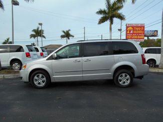 2010 Dodge Grand Caravan Sxt Wheelchair Van Handicap Ramp Van Pinellas Park, Florida 2