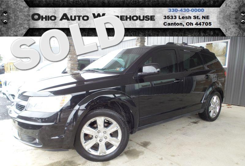2010 Dodge Journey SXT AWD 3rd Row V6 Clean Carfax We Finance | Canton, Ohio | Ohio Auto Warehouse LLC in Canton Ohio