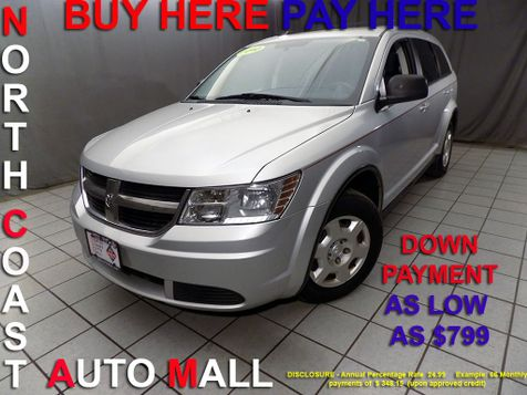2010 Dodge Journey SE As low as $799 DOWN in Cleveland, Ohio