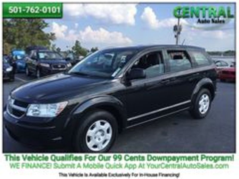 2010 Dodge Journey SE | Hot Springs, AR | Central Auto Sales in Hot Springs AR