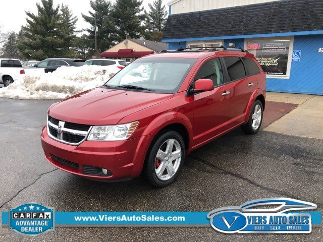 2010 Dodge Journey R/T in Lapeer, MI 48446