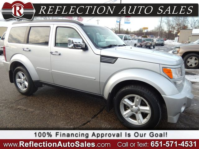 2010 Dodge Nitro SXT in Oakdale, Minnesota 55128