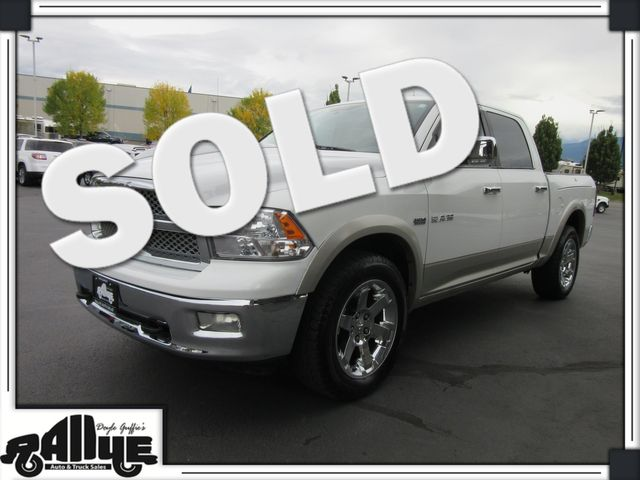 2010 Dodge Ram 1500 Laramie in Burlington WA, 98233