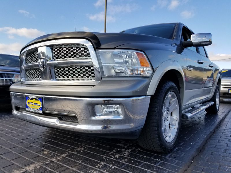 2010 Dodge Ram 1500 Laramie | Champaign, Illinois | The Auto Mall of Champaign in Champaign Illinois
