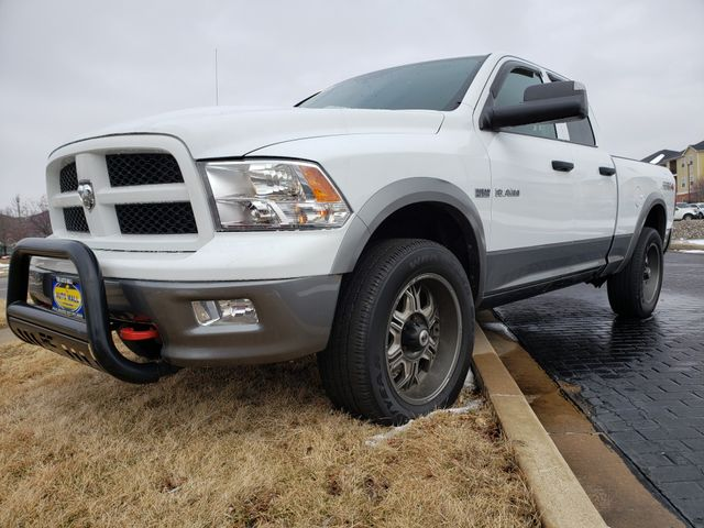 2010 Dodge Ram 1500 TRX | Champaign, Illinois | The Auto Mall of Champaign in Champaign Illinois