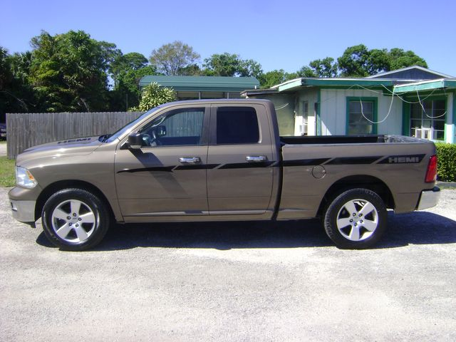 2010 Dodge Ram 1500 CREW CAB SLT in Fort Pierce, FL 34982